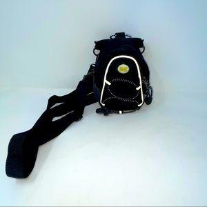 McArthur Golf NWT Crossbody Golf Bag. Black